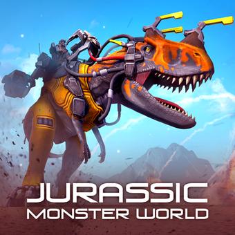侏罗纪怪兽世界:恐龙战争3D