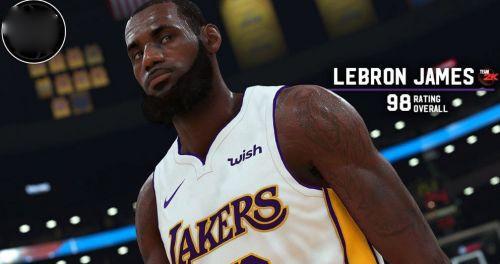 NBA 2K20国际版手游